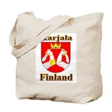 The Karjala Shop Tote Bag