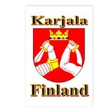 The Karjala Shop Postcards (Package of 8)