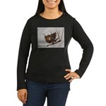 Spider at 12 X Women's Long Sleeve Dark T-Shirt