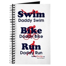 Triathlon Daddy Journal