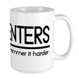 Carpenter Joke Mug