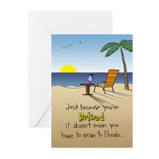 Greeting Cards (10pk) - Retirement