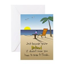 Greeting Card - Retirement