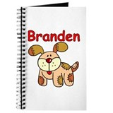 Branden Puppy Journal