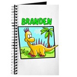 Branden Dinosaur Journal