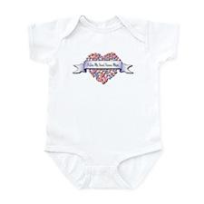 Love My Social Sciences Major Infant Bodysuit