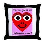 Guess Throw Pillow