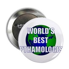 "World's Best Opthamologist 2.25"" Button (10 pack)"