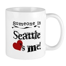 Seattle Loves Me Mug