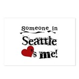 Seattle Loves Me Postcards (Package of 8)