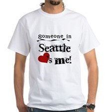 Seattle Loves Me Shirt