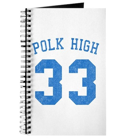 Polk High 33 Journal