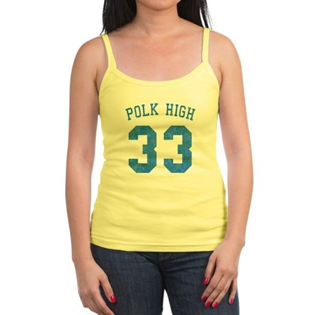 Polk High 33 Jr Spaghetti Tank