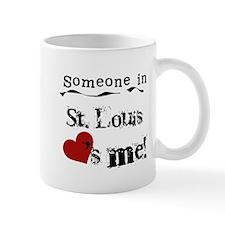 St. Louis Loves Me Mug