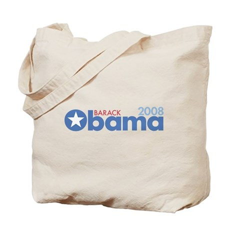 Barack Obama 2008 Tote Bag