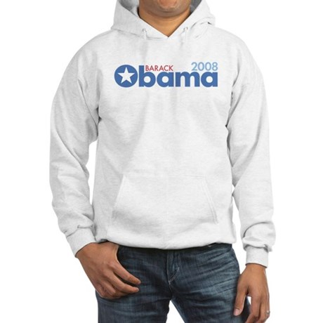 Barack Obama 2008 Hooded Sweatshirt
