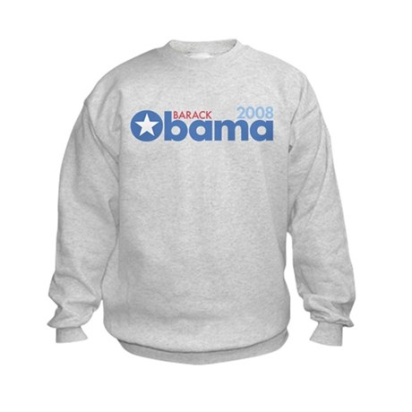 Barack Obama 2008 Kids Sweatshirt