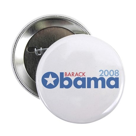 "Barack Obama 2008 2.25"" Button"