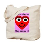 Golden Rule Tote Bag