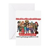 PogoAddicts Friendship Greeting Cards (Pk of 10)