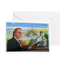Unique Graham Greeting Cards (Pk of 10)