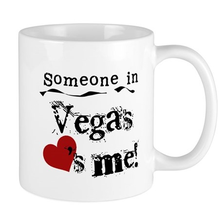 Vegas Loves Me Mug