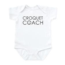 Croquet Coach Infant Bodysuit