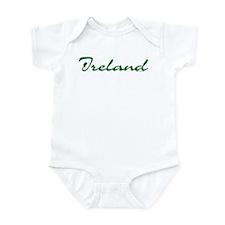 Ireland Script Infant Bodysuit