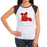 Fluffel Boris! Women's Cap Sleeve T-Shirt