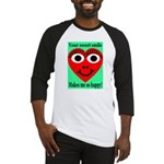 Sweet Smile Baseball Jersey