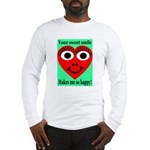 Sweet Smile Long Sleeve T-Shirt