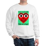Sweet Smile Sweatshirt