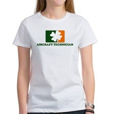 Irish AIRCRAFT TECHNICIAN Tee
