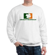 Irish AIRCRAFT TECHNICIAN Sweatshirt