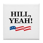 HILL, YEAH! Tile Coaster