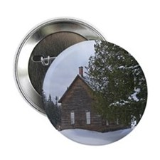 "John Brown Farmhouse 2.25"" Button"