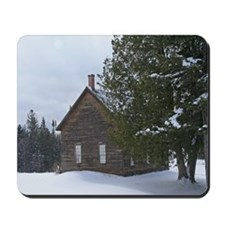 John Brown Farmhouse Mousepad