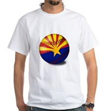Baseball Arizona Flag Shirt