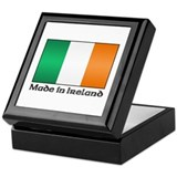 Made in Ireland Keepsake Box