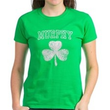 Irish Murphy Shamrock Tee