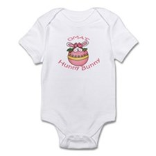 Oma's Hunny Bunny GIRL Infant Bodysuit