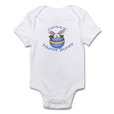 Oma's Hunny Bunny BOY Infant Bodysuit
