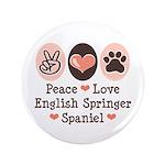 Peace Love Springer Spaniel 3.5