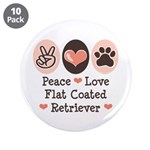 Peace Love Flatcoat 3.5