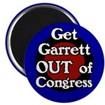 Scott Garrett Out of Congress Magnet