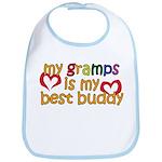 Gramps is My Best Buddy Bib
