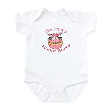 YiaYia's Hunny Bunny GIRL Infant Bodysuit