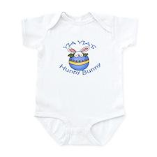 YiaYia's Hunny Bunny BOY Infant Bodysuit