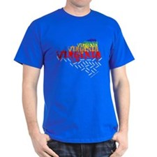 Colorfall Virginia T-Shirt