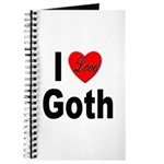 I Love Goth Journal